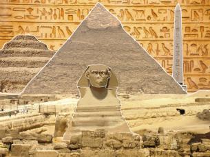 Casilla de Egipto arte y arquitectura